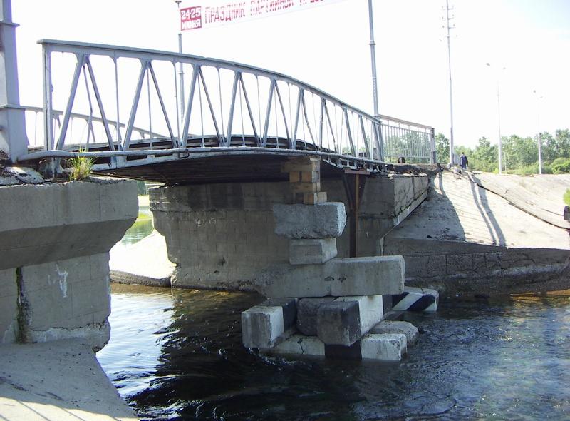 Поводу, картинка моста прикол
